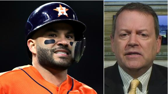 Olney: Astros players deny wearing devices to cheat