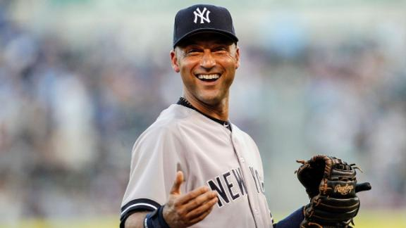Derek Jeter's greatest moments
