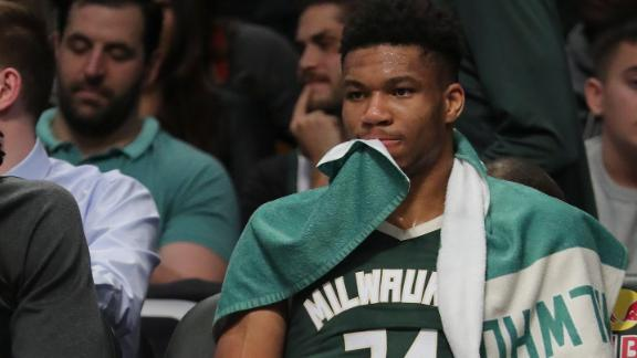Giannis fuels Bucks to 6th straight win
