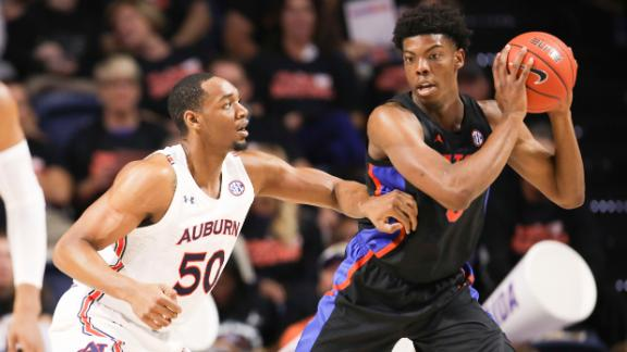 Florida hands No. 4 Auburn second straight loss