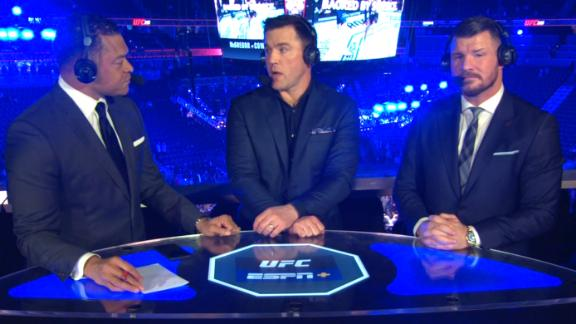 Sonnen impressed by McGregor after being out 460 days