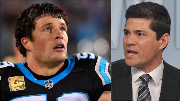 Bruschi: Kuechly made the right decision to retire