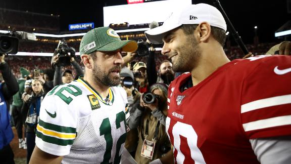 Packers vs. 49ers (-8)