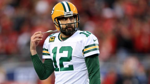 Rodgers, Packers comeback attempt comes up short