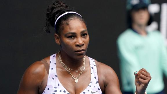 Williams cruises past Potapova in first round