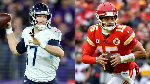 Titans vs. Chiefs (-7)