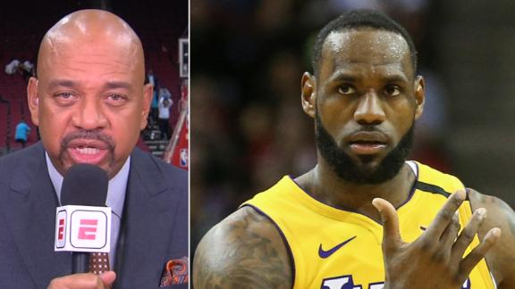 Wilbon says Lakers are the team to beat
