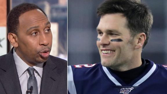 Stephen A.: Brady should go play for the Titans
