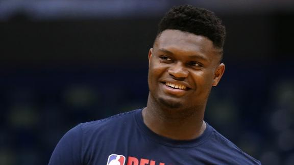 Zion Williamson in his own words