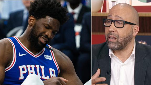 Fizdale: 76ers have a great problem on their hands when Embiid returns