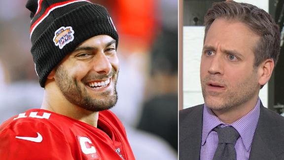 Kellerman: Patriots made a mistake trading Garoppolo