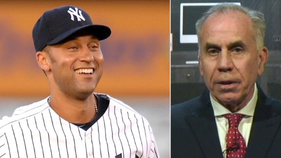 Kurkjian: Jeter is a top-four shortstop of all time