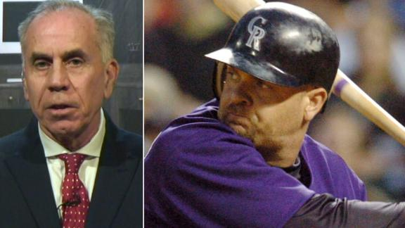Kurkjian: Walker's induction to HOF shouldn't have taken this long