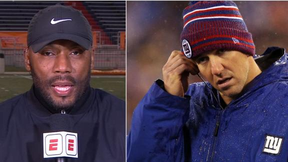 Riddick: I'd put Eli in the Hall of Fame