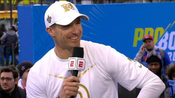 Brees: No timetable for decision on my future