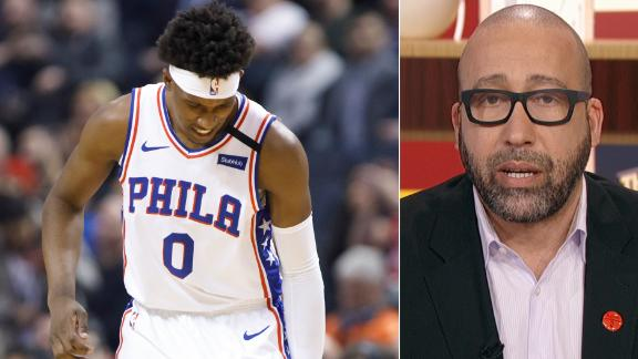 Fizdale: Richardson's injury is a huge blow to the 76ers