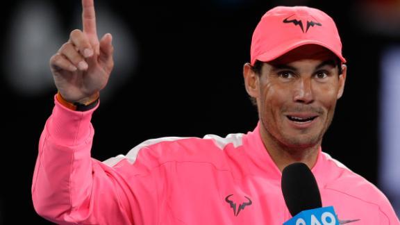 Nadal, Kyrgios and Popyrin all book third round spots