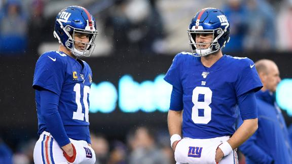 Can Daniel Jones fill Eli's shoes?