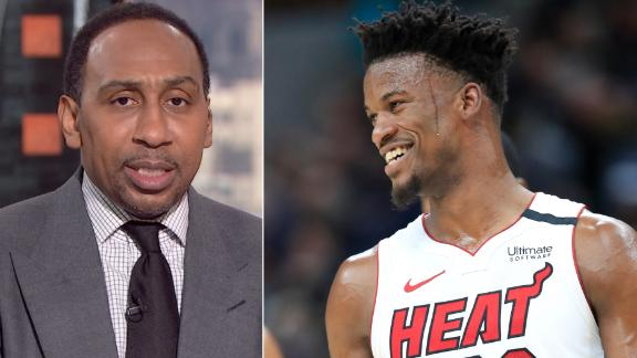 Stephen A.: Butler, Heat are missing one piece to be title contenders