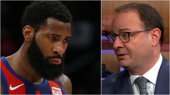 Woj: Mavs out of Drummond sweepstakes with Cauley-Stein trade