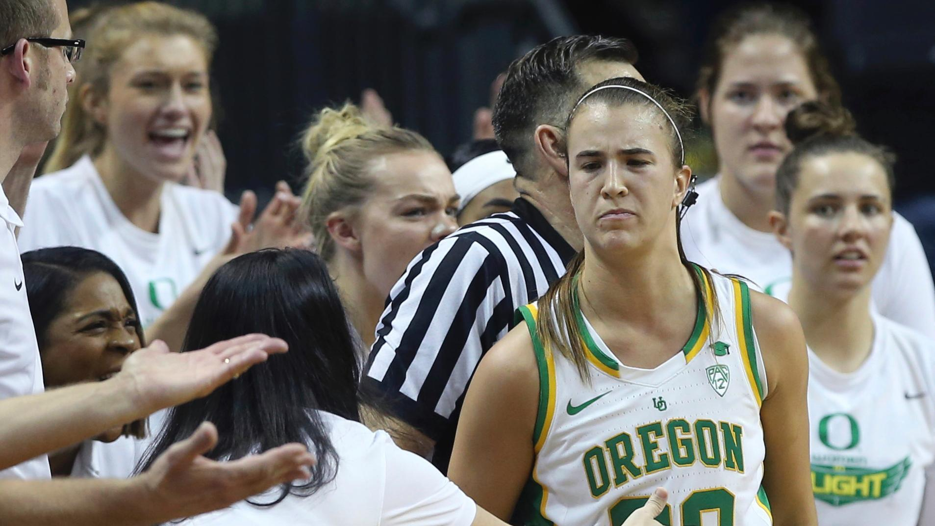 Ionescu dominates Oregon State scoring 23 points