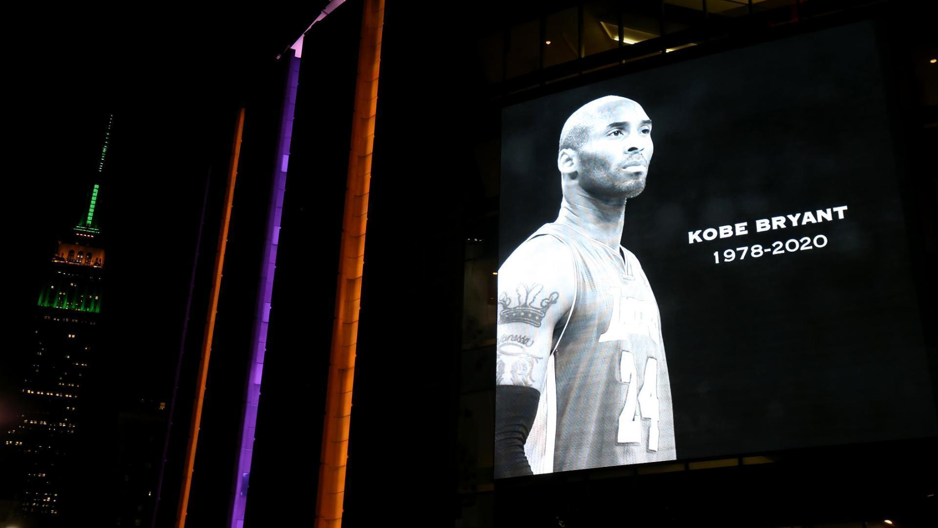 MSG honors Kobe Bryant throughout Nets-Knicks game