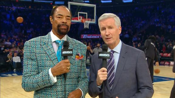 Mike Breen: 'Just don't feel like broadcasting today'