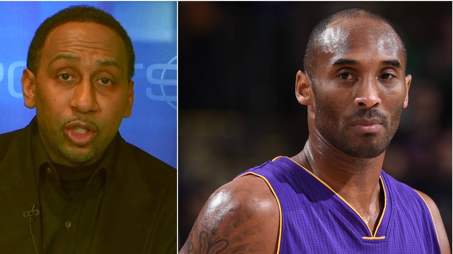 Stephen A.: Kobe had a relentless work ethic