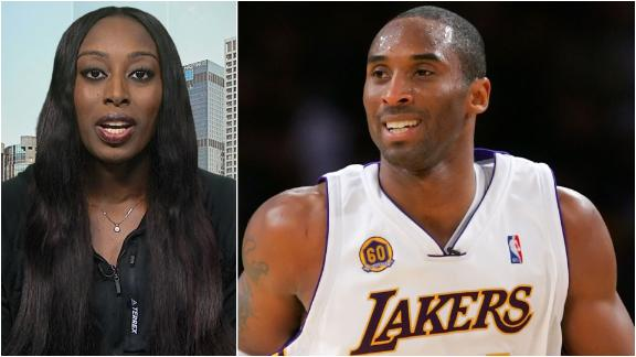Chiney Ogwumike reacts to Kobe's death