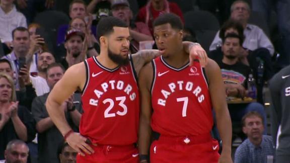 Raptors, Spurs both take 24-second violations in honor of Kobe