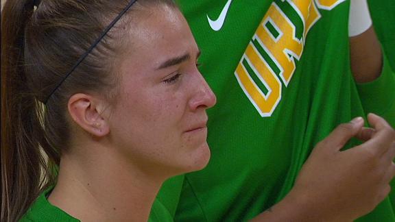 Ionescu shaken up by Kobe's death