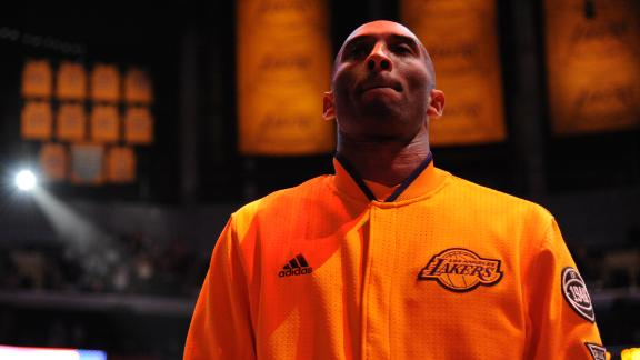 Woj: Kobe was immense around the world
