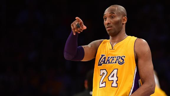 Kareem: Kobe was one of the best scorers the Lakers have ever seen