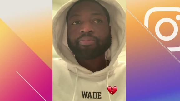 Wade tearful talking about Kobe