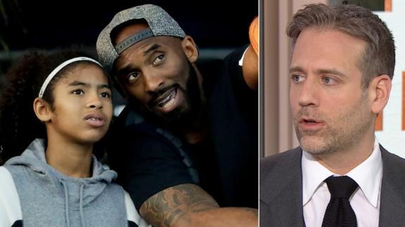 Kellerman: Kobe was always talking about his family