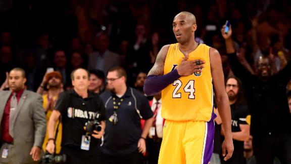 Flashback: Kobe scores 60 in historic final game