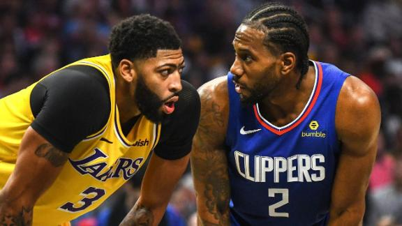 The Battle of L.A. will decide the best in the West