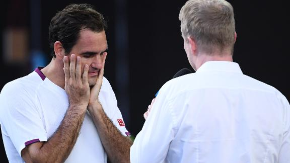 'Lucky' Federer starting to believe in miracles