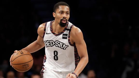 Dinwiddie honoring Kobe with number switch