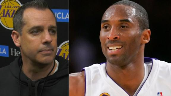 Vogel: Lakers want to represent what Kobe was about