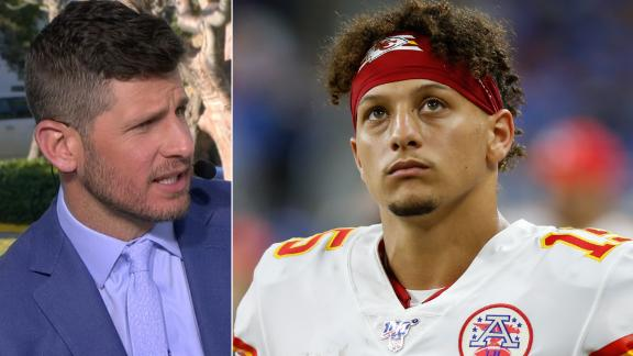 Orlovsky: Mahomes needs 'Hall of Fame-worthy' performance