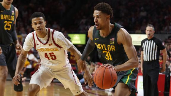 No. 1 Baylor improves to 7-0 in Big 12 play