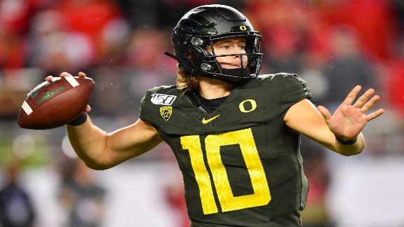 The best of Justin Herbert