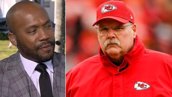 Riddick: Super Bowl win would cement Reid's place in HOF