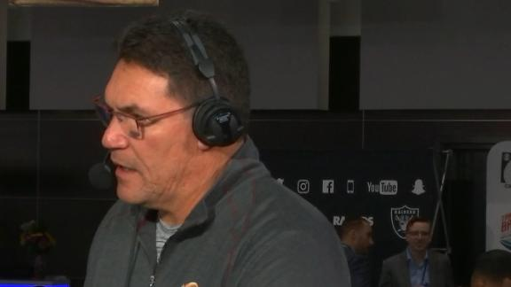 Rivera: NFL needs more opportunities for minority coaches