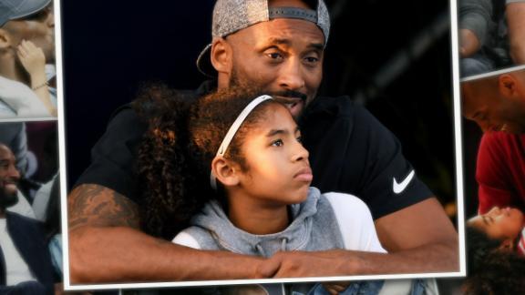 Kobe taught Gianna the game through his own experiences