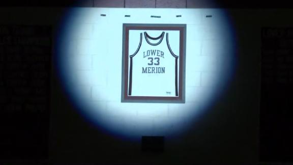 Lower Merion HS pays tribute to Kobe Bryant