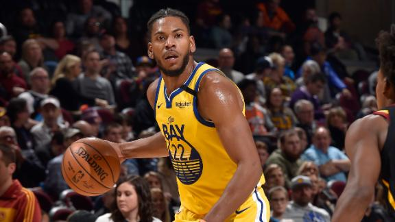 Robinson's 22 points lead Warriors past Cavs
