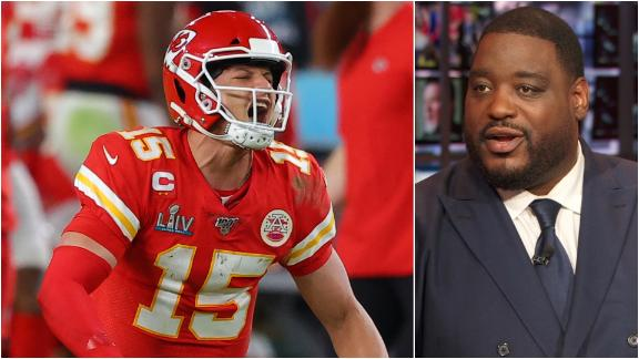 Woody: Chiefs' comeback showed Mahomes' greatness