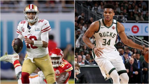 Notable Super Bowl cross-sport prop bets
